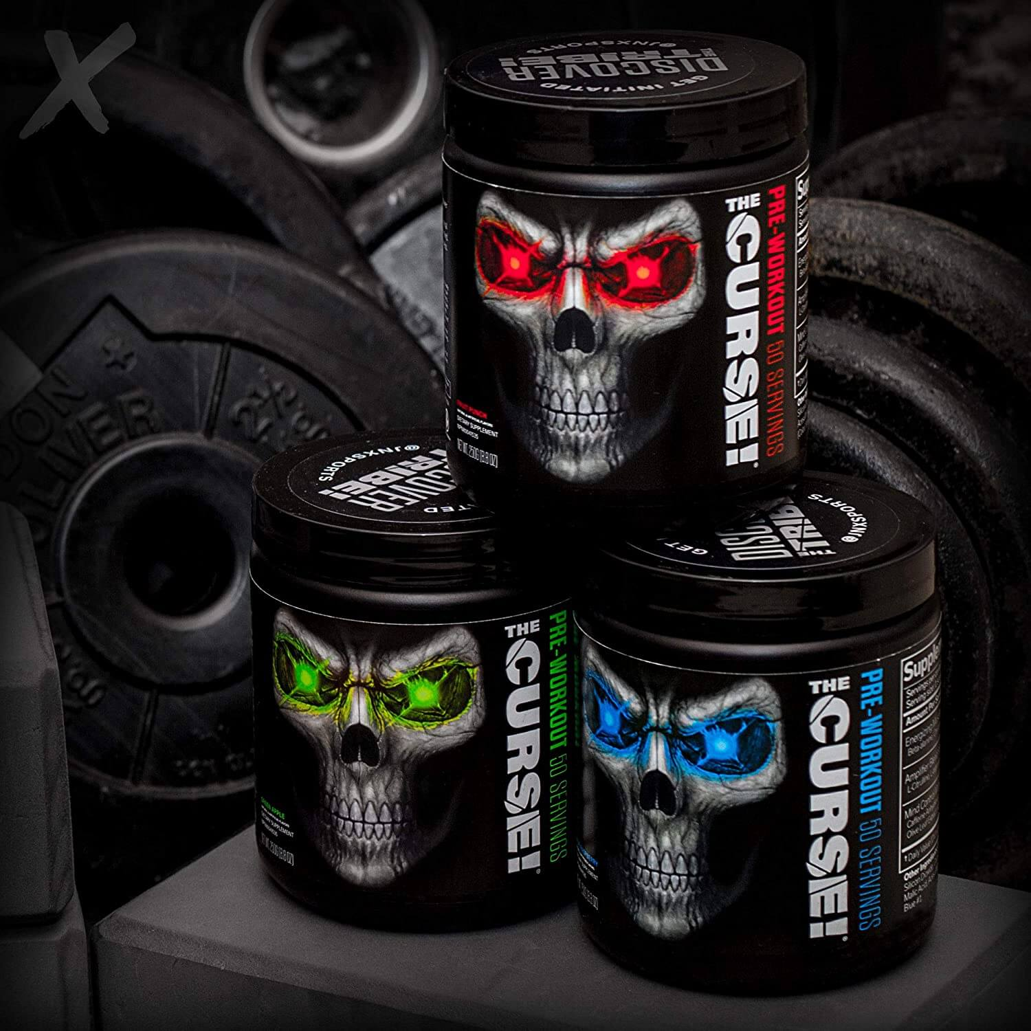 The Curse - Preworkouts - by JNX Sports |  Ultimate Sup
