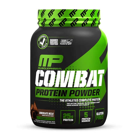 Combat Protein in Pakistan by MusclePharm at